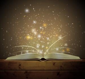 Traum von Schreiben